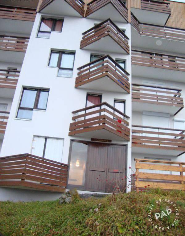 Vente appartement studio Les Adrets (38190)