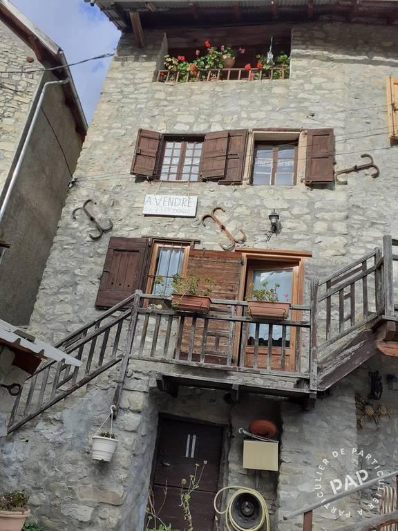 Vente Maison Villars-Colmars (04370) 72m² 99.000€