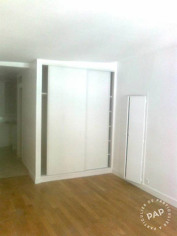 Location appartement studio Paris 6e