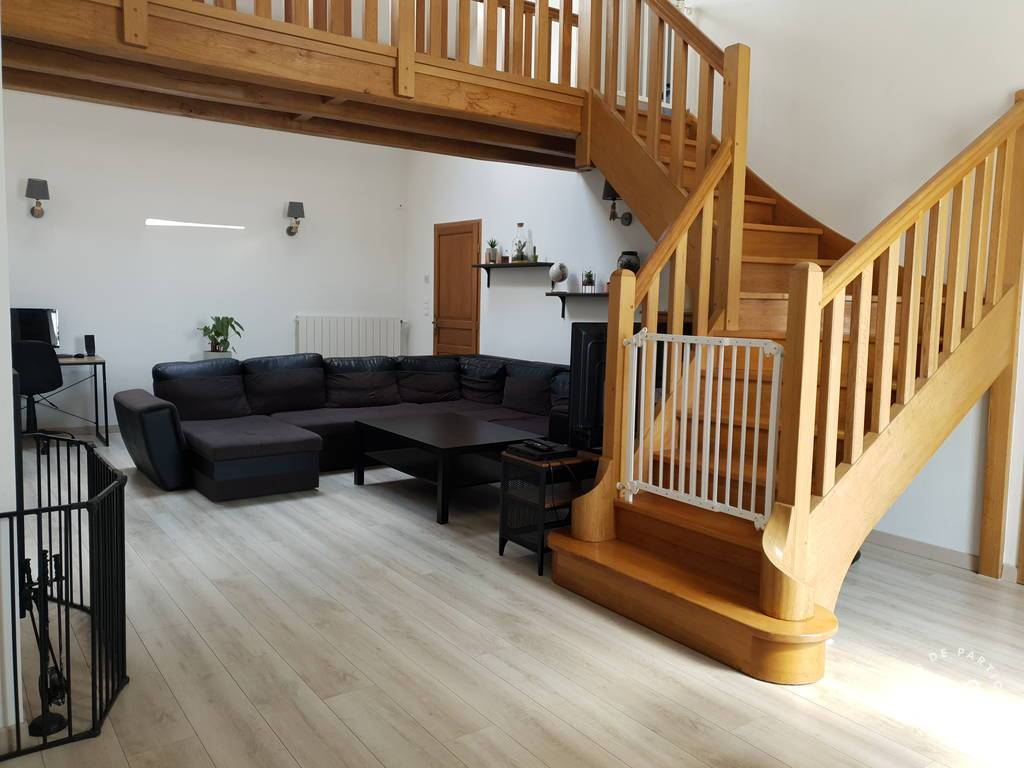 Vente Maison Reuilly (36260) 195m² 170.000€