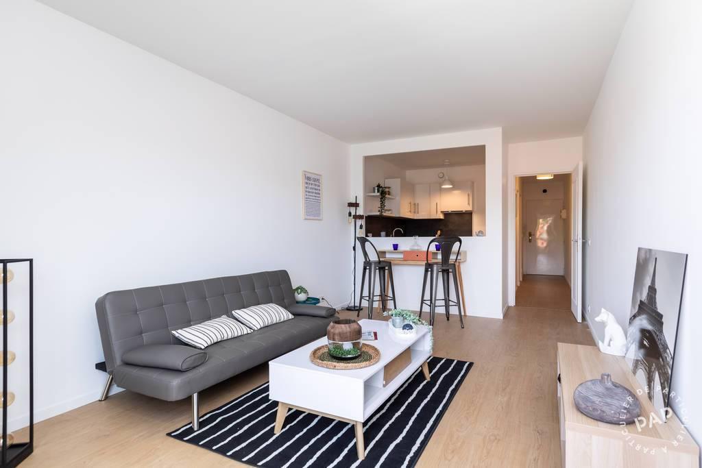 Vente appartement studio Clamart (92140)