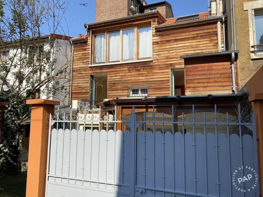 Vente maison 4 pièces Asnières-sur-Seine (92600)