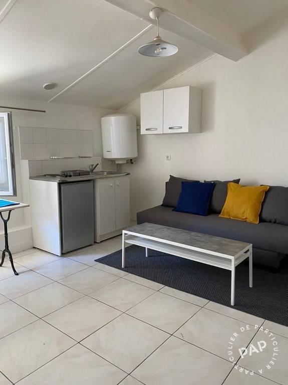 Location appartement studio Pantin (93500)