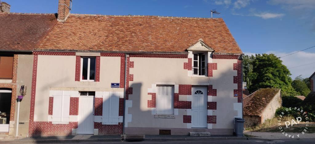 Vente maison 3 pièces Saint-Aignan-le-Jaillard (45600)
