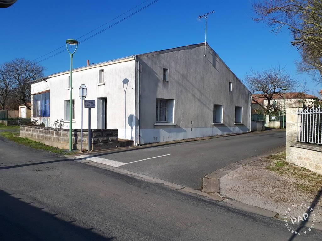 Vente maison 6 pièces Doix (85200)