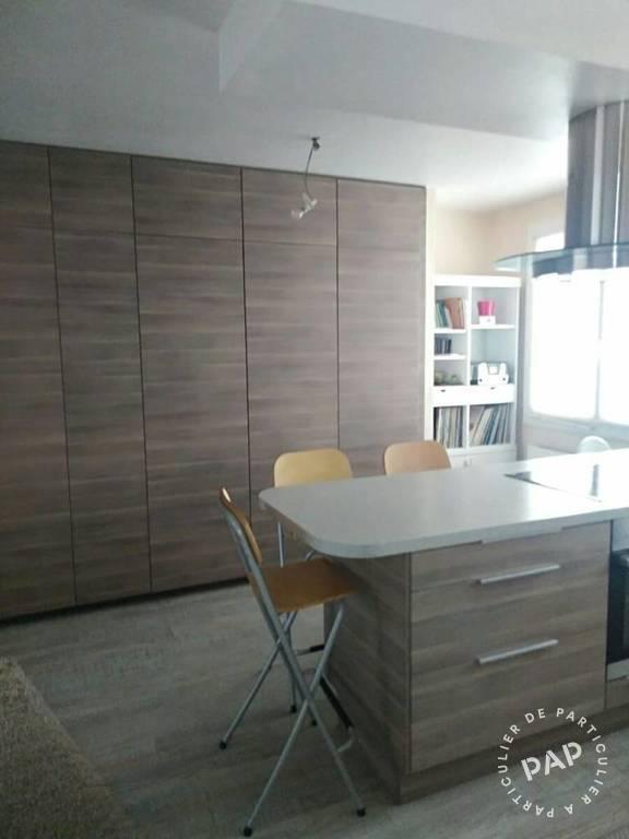 Vente appartement 3 pièces Bourgoin-Jallieu (38300)