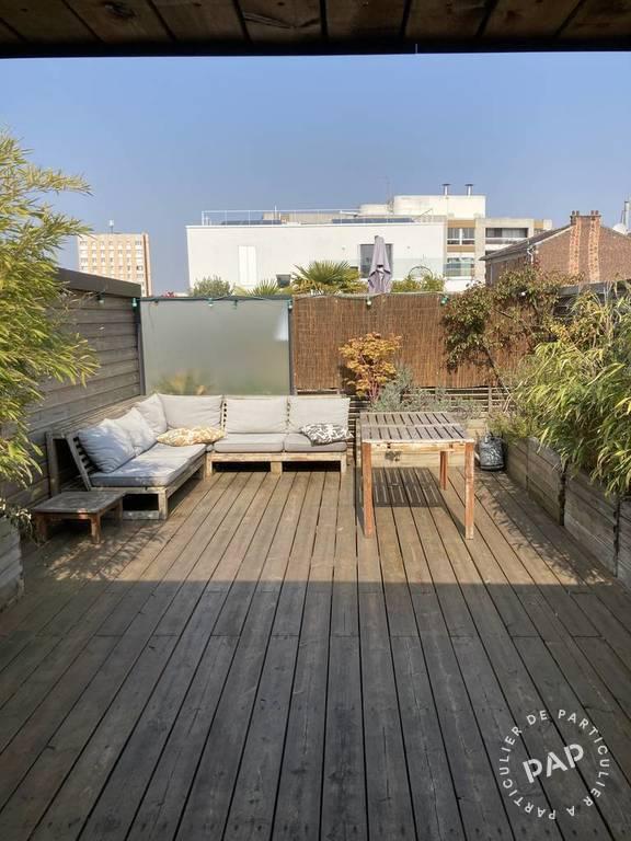 Vente Appartement Paris 19E (75019) 38m² 450.000€