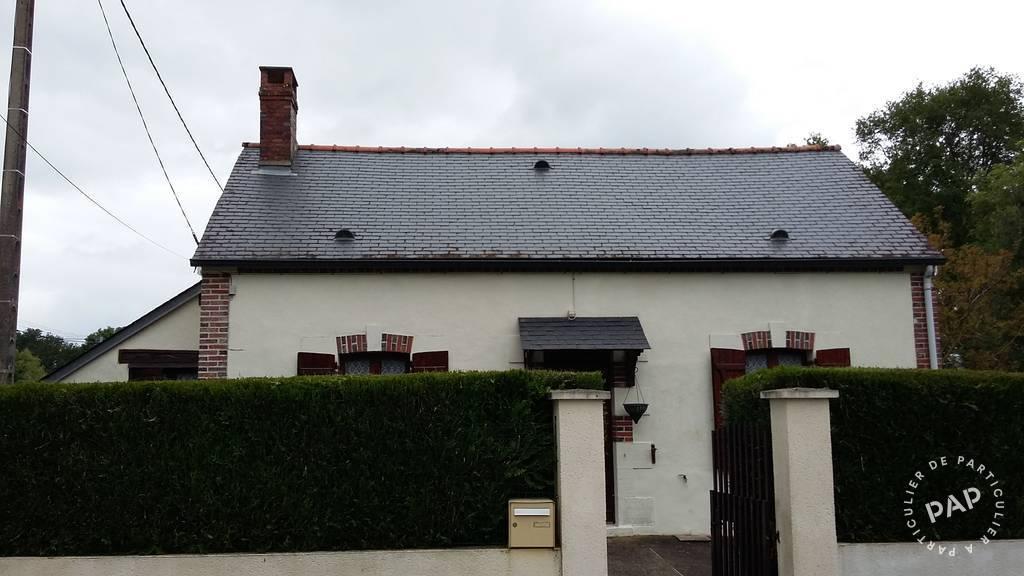 Vente maison 4 pièces Le Noyer (18260)