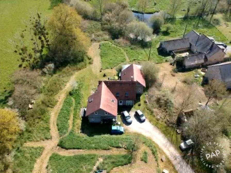 Vente maison 7 pièces Préaux (53340)