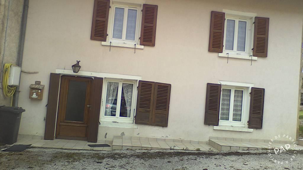 Vente maison 4 pièces Évosges (01230)