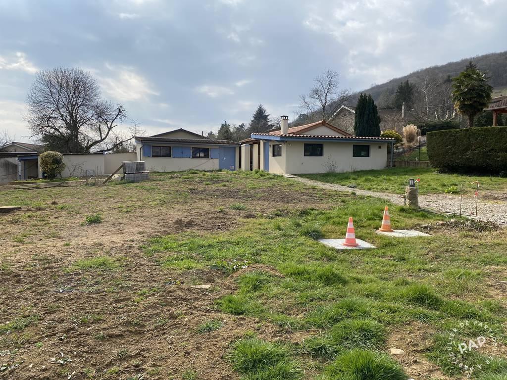 Vente Terrain Albigny-Sur-Saône (69250)  607.500€