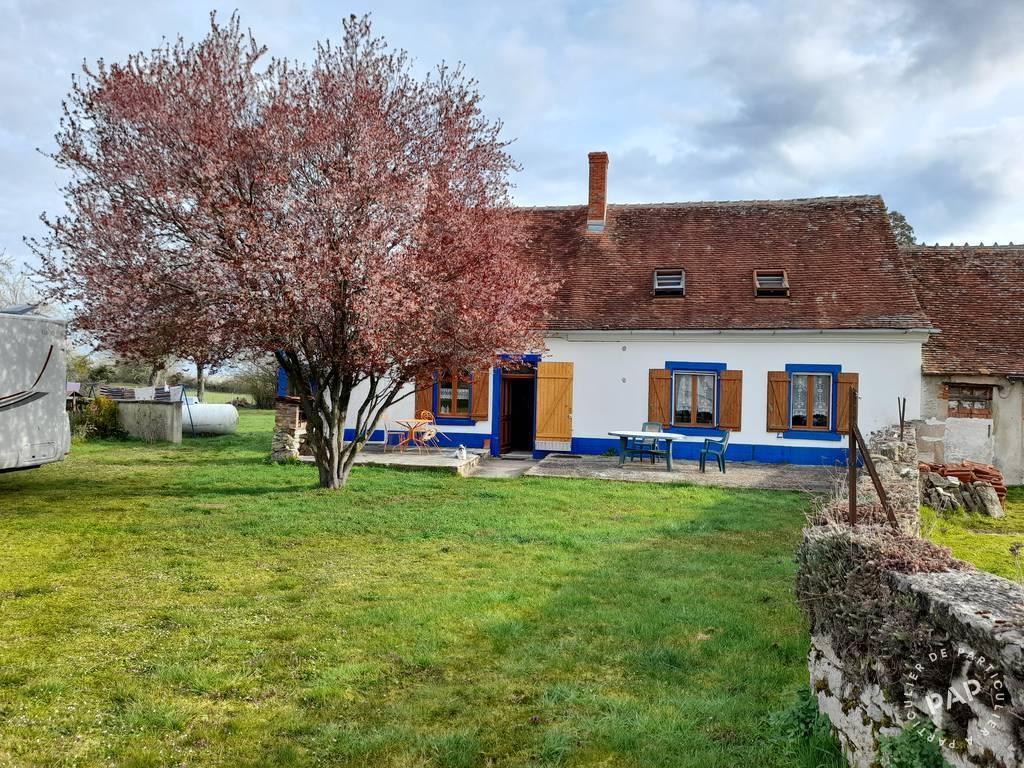 Vente Maison Valigny (03360) 100m² 95.000€