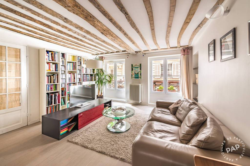 Vente Appartement Paris 10E (75010) 89m² 910.000€