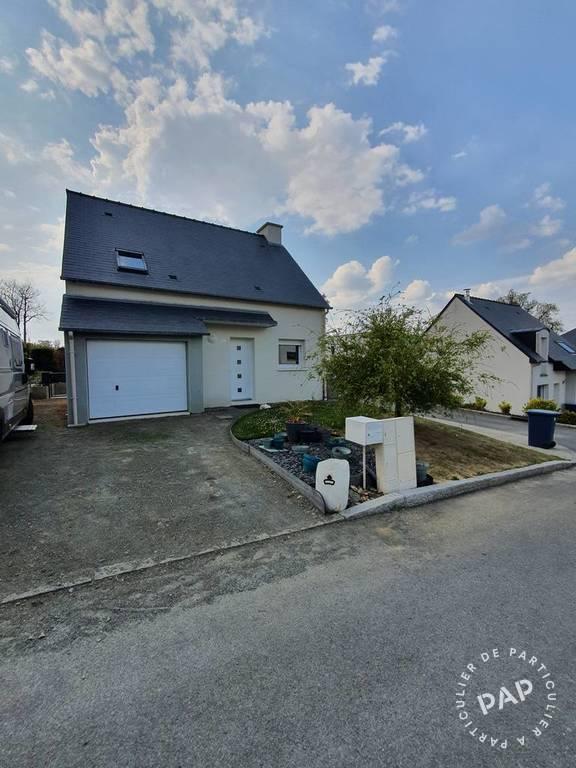 Vente maison 6 pièces Saint-Aubin-d'Aubigné (35250)