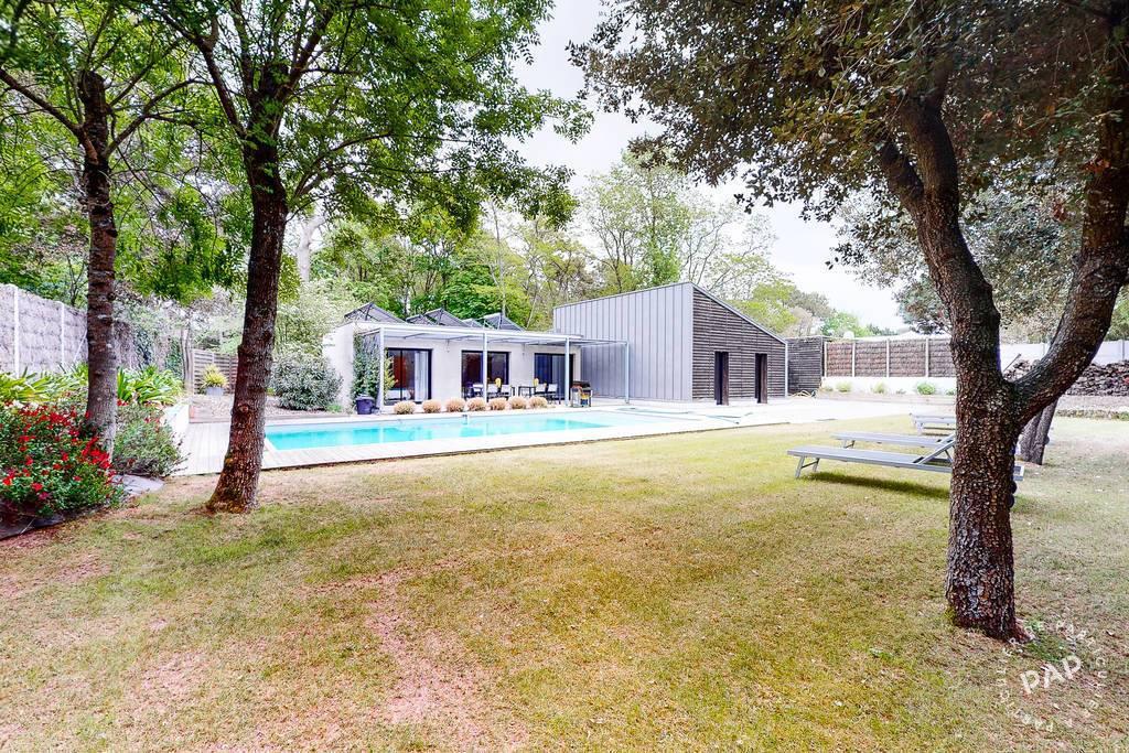 Vente Maison Saint-Hilaire-De-Riez (85270) 120m² 530.000€