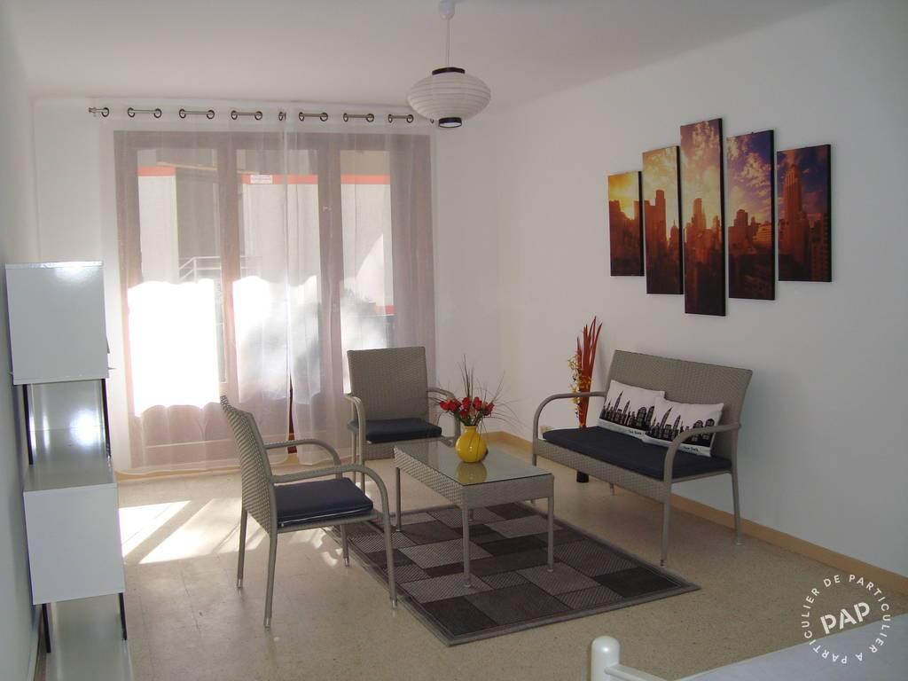 Vente appartement 2 pièces Marseille 10e