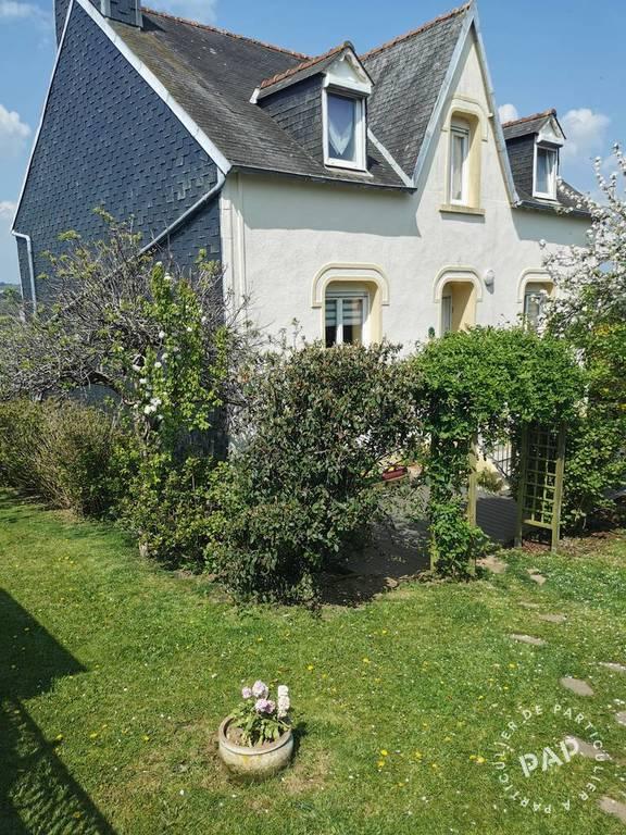 Vente maison 8 pièces Pont-de-Buis-lès-Quimerch (29590)