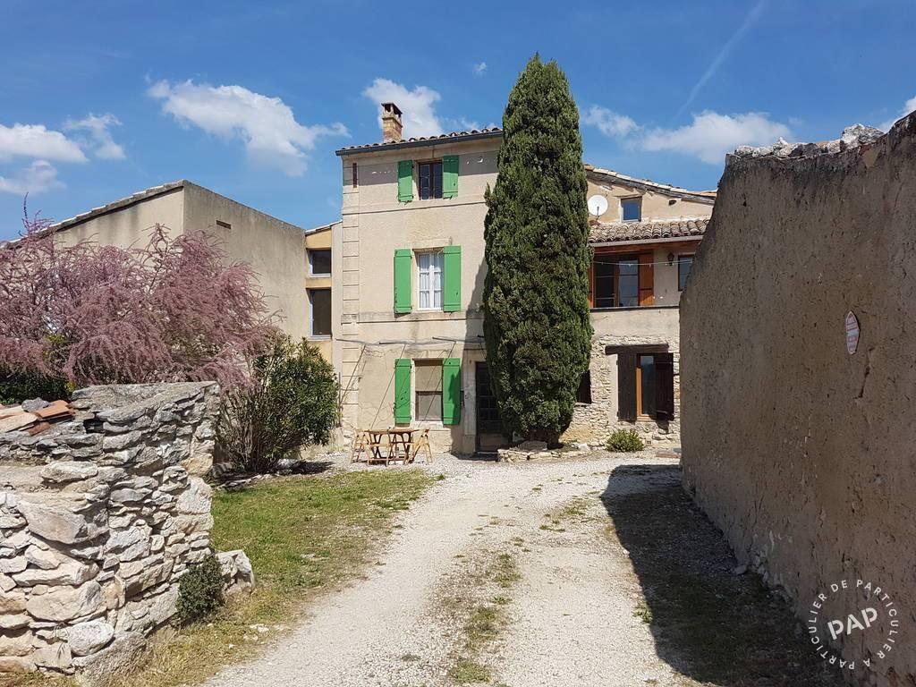 Vente maison 7 pièces Saint-Saturnin-lès-Apt (84490)