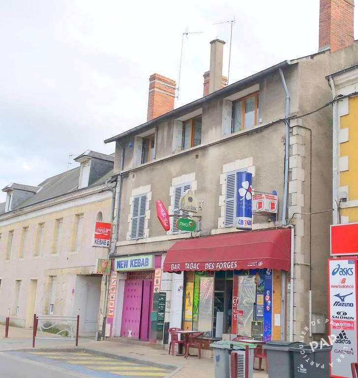 Vente Immeuble Vierzon (18100)  320.000€