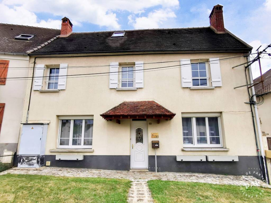 Vente maison 7 pièces Orly-sur-Morin (77750)