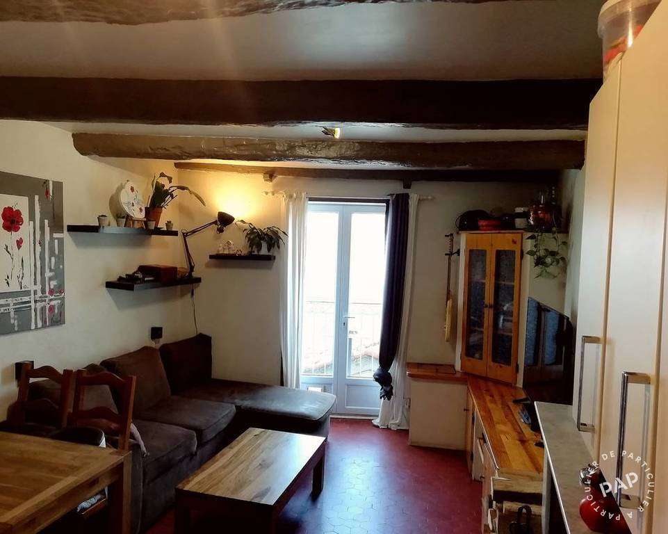 Vente maison 3 pièces Berre-les-Alpes (06390)