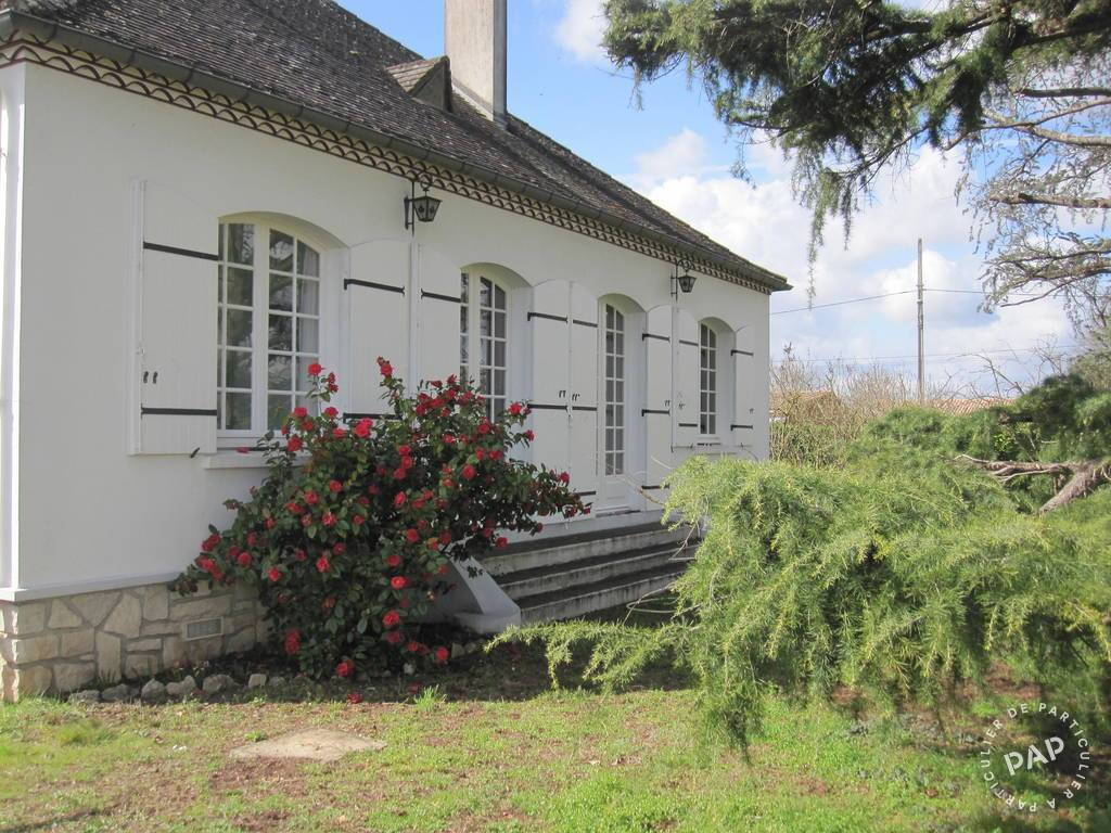 Location maison 4 pièces Camps-sur-l'Isle (33660)