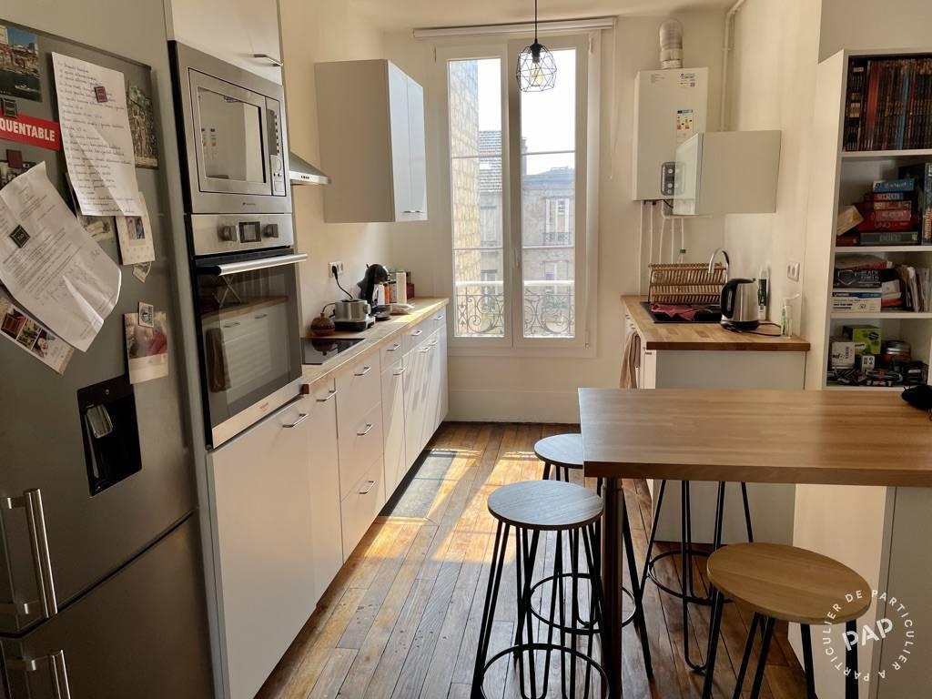 Vente appartement 3 pièces Saint-Denis (93)