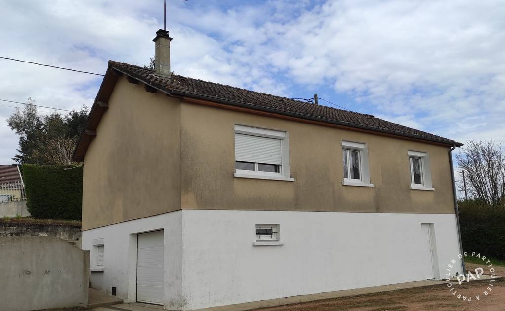 Vente maison 3 pièces Nevers (58000)