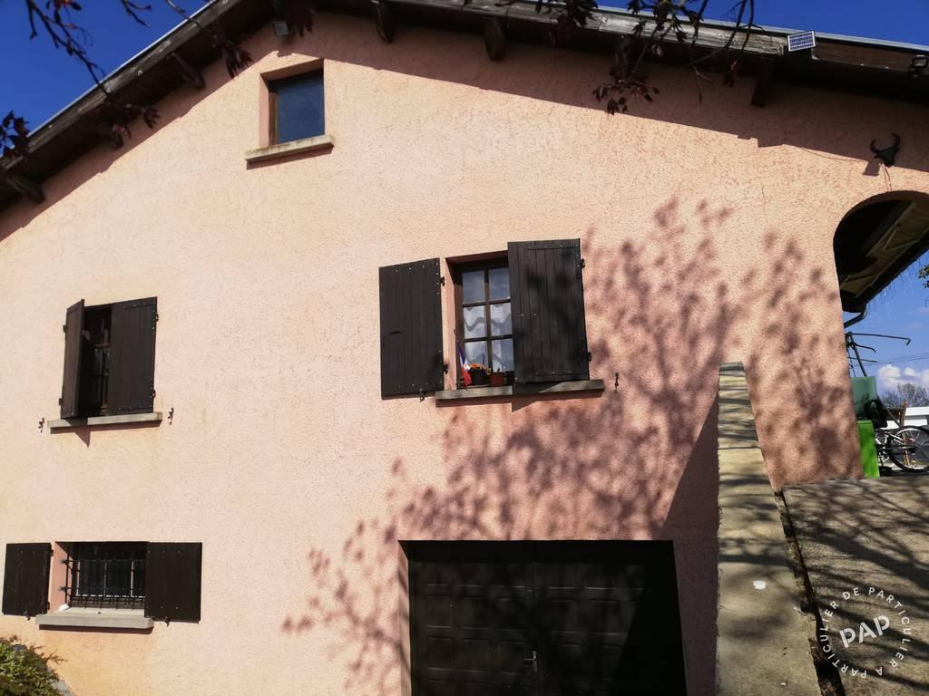 Vente maison 4 pièces Marcilloles (38260)