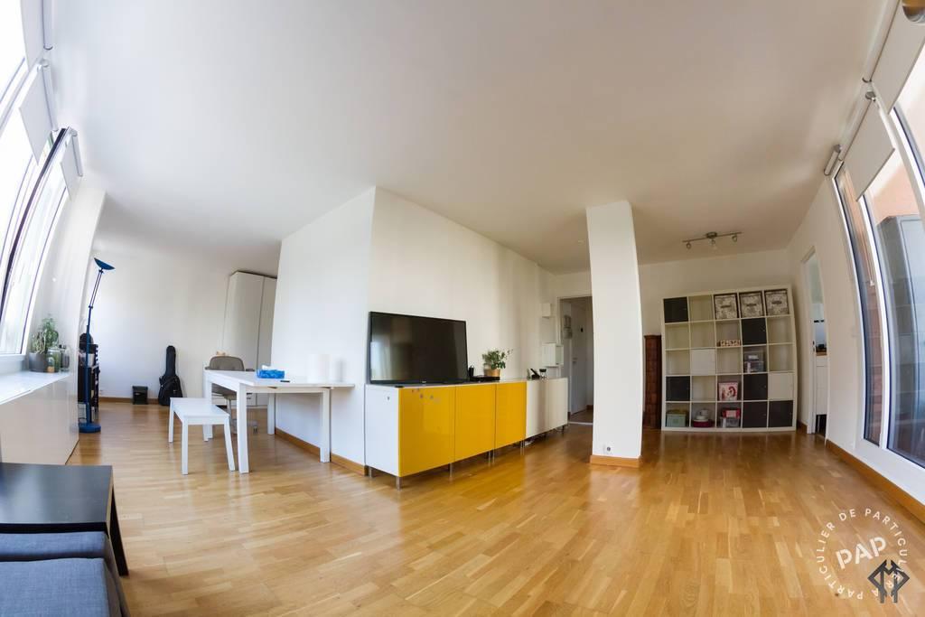 Vente Appartement Champs-Sur-Marne (77420) 77m² 270.000€