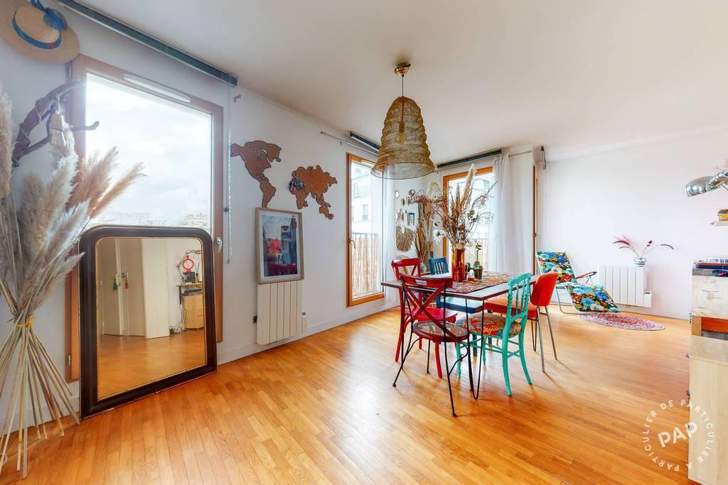 Vente Appartement Paris 18E (75018) 50m² 455.000€