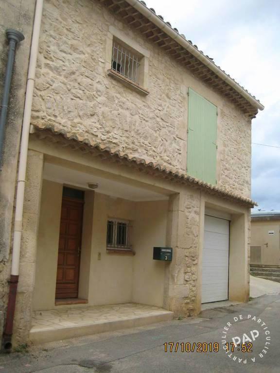 Location maison 5 pièces Saint-Gervais (30200)