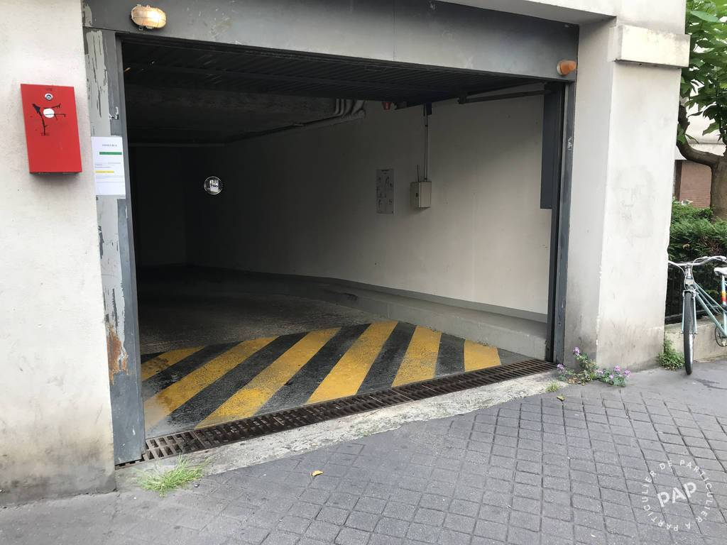 Vente Garage, parking Paris 19E (75019)  19.500€