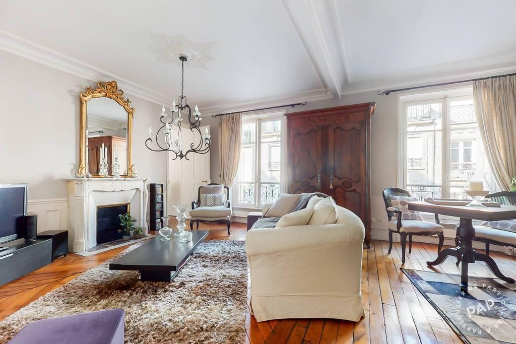 Vente Appartement Paris 16E (75016) 109m² 1.690.000€
