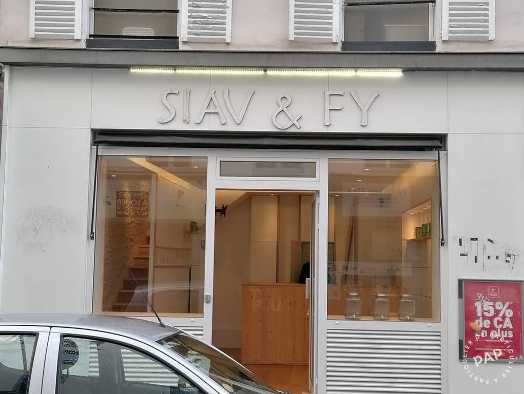 Vente et location Local commercial Paris 3E (75003) 40m² 4.166€