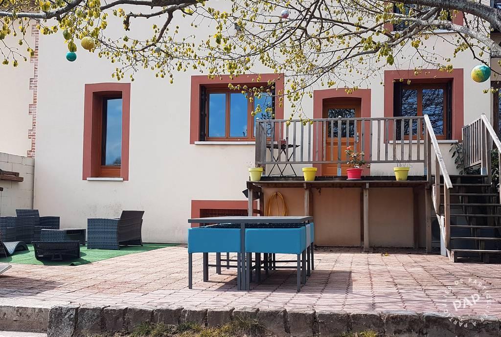 Vente Maison Saint-Brisson-Sur-Loire (45500) 140m² 165.000€