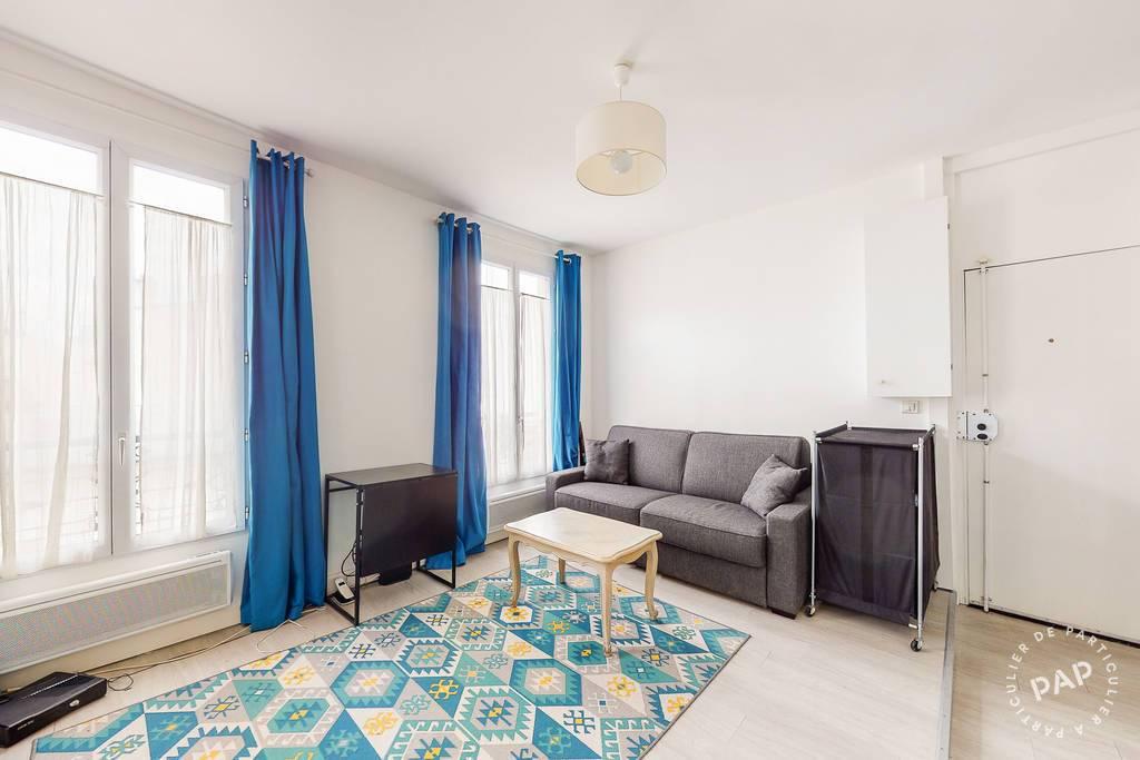 Vente Appartement Paris 17E (75017) 20m² 265.000€