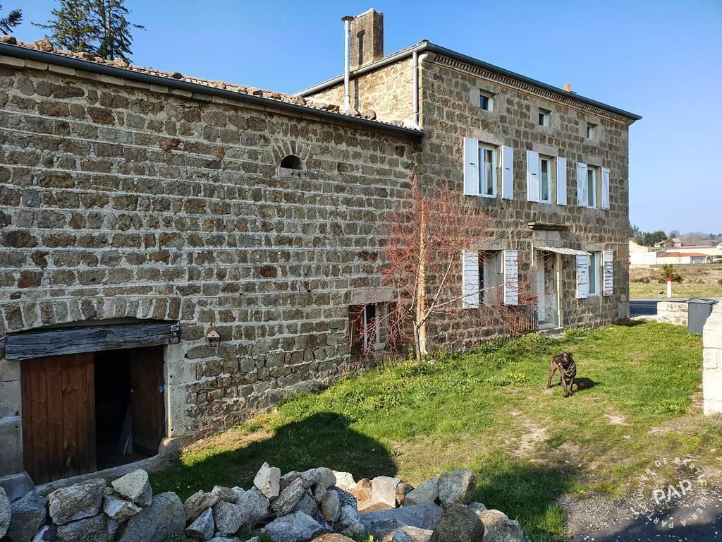 Vente maison 7 pièces Raucoules (43290)