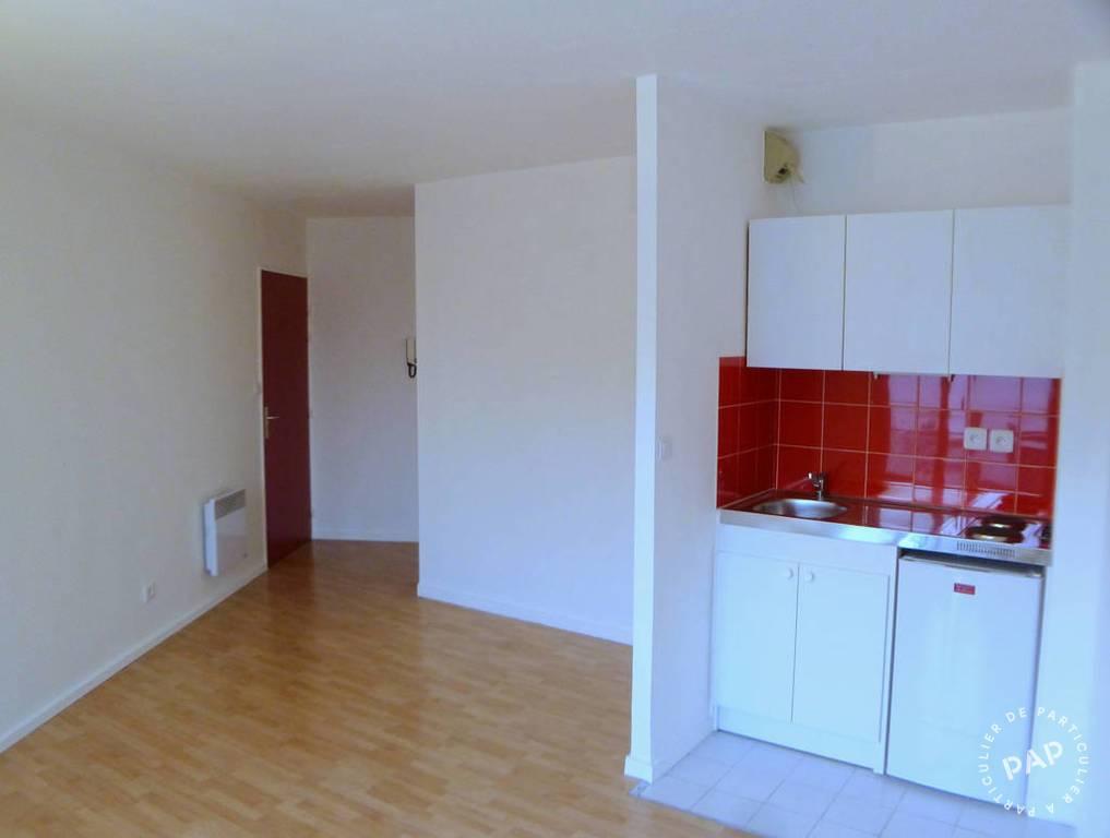 Location appartement 2 pièces Paris 19e