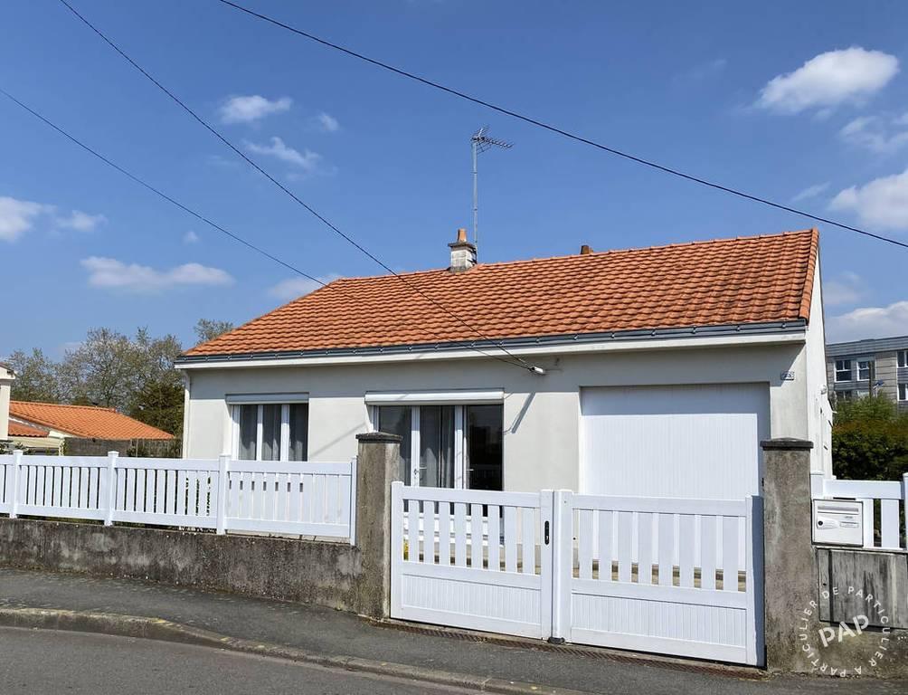 Vente maison 4 pièces Bouguenais (44340)