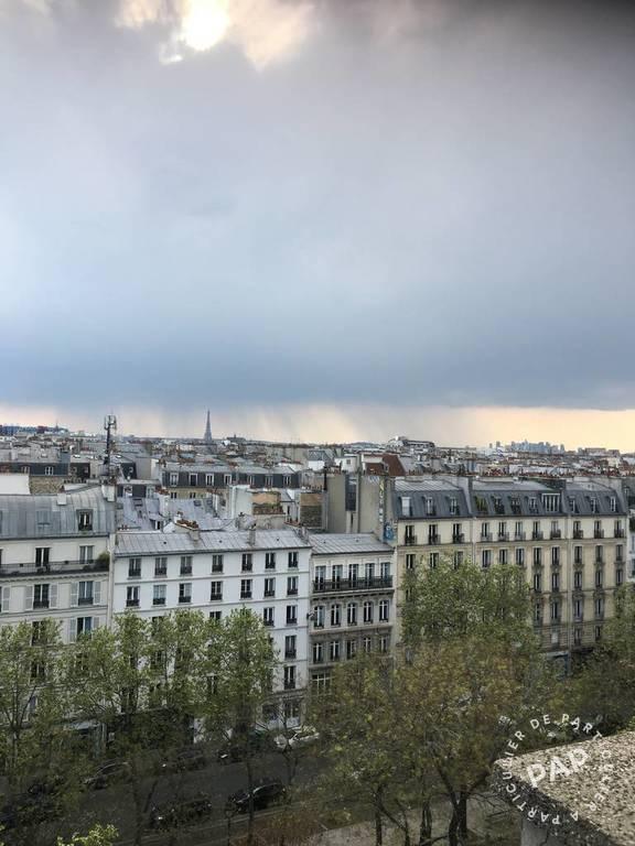 Location Appartement Paris 11E (75011) 25m² 1.100€