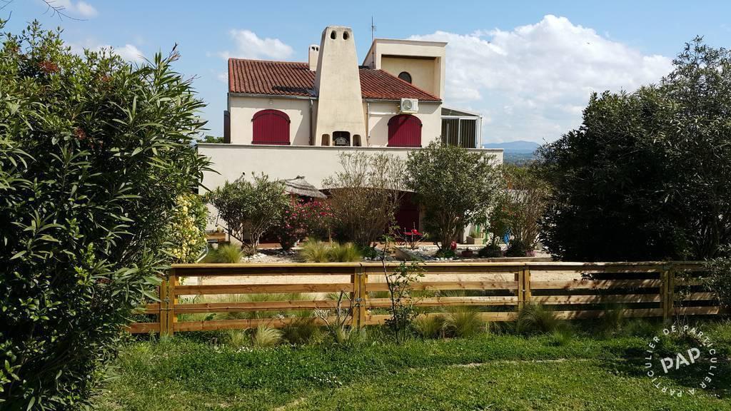 Vente Maison Lédignan (30350)