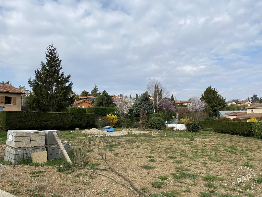 Vente Terrain Albigny-Sur-Saône (69250)
