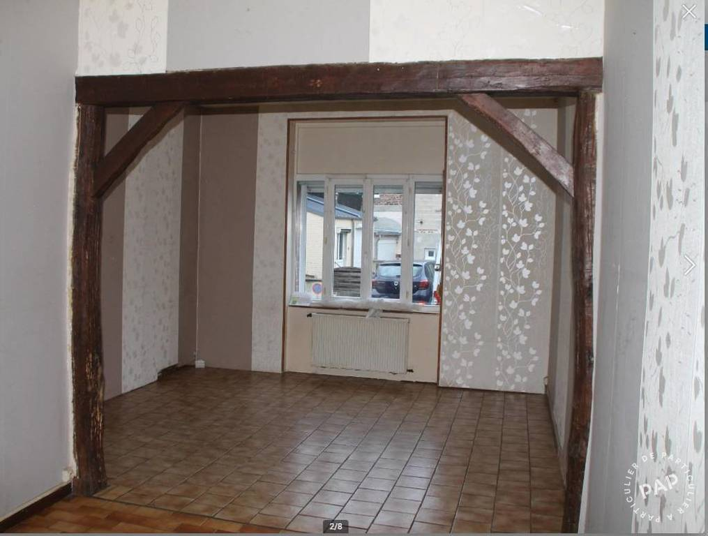 Vente Maison Hirson (02500)