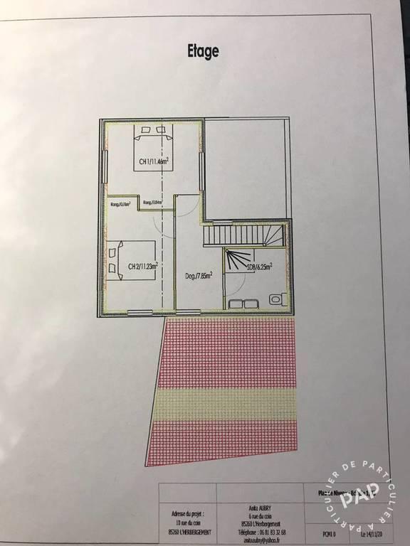Vente Maison L'herbergement (85260)