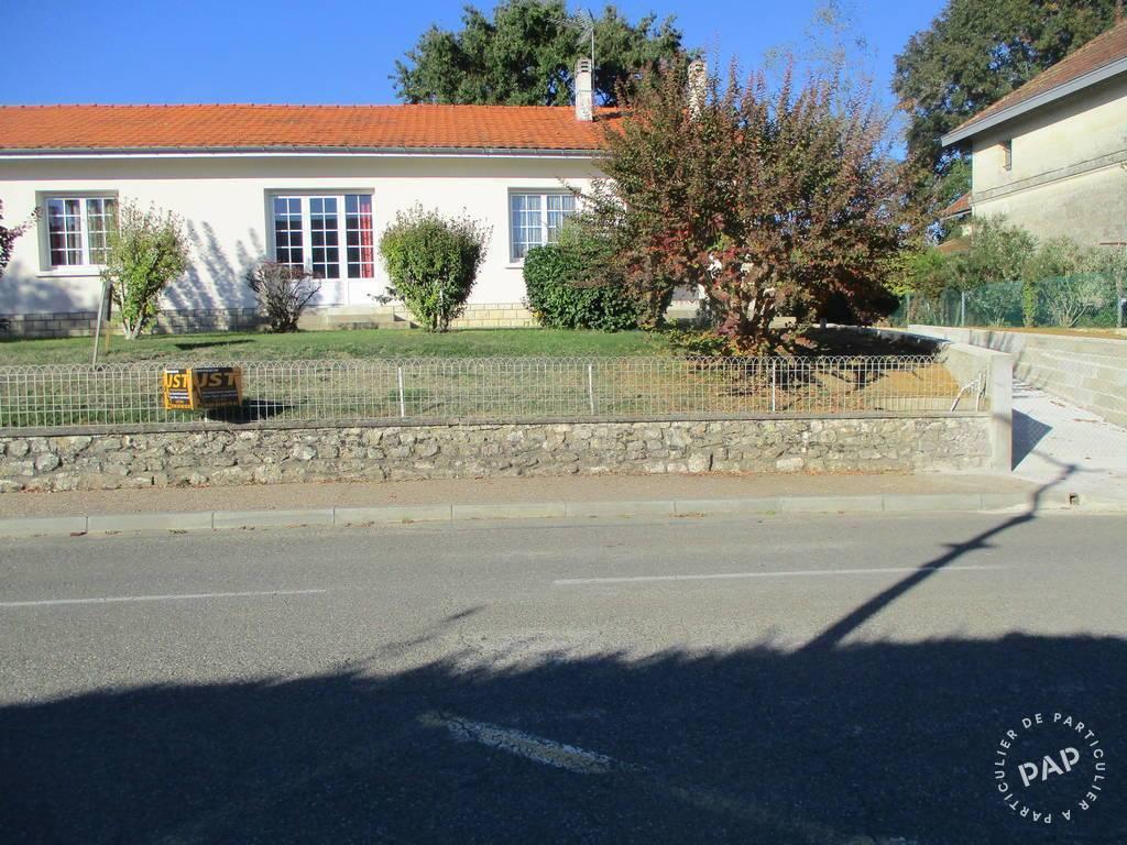 Vente Maison Et 2 Terrains - Lussac (33570)