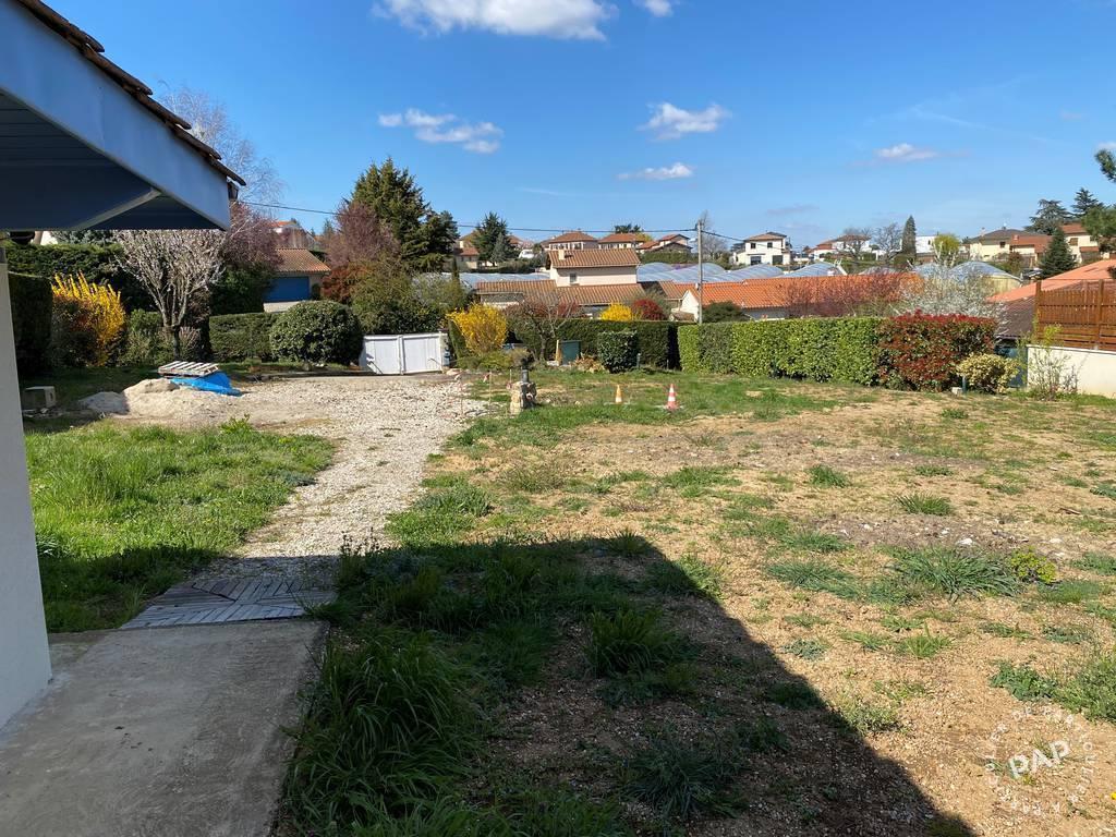 Vente immobilier 607.500€ Albigny-Sur-Saône (69250)