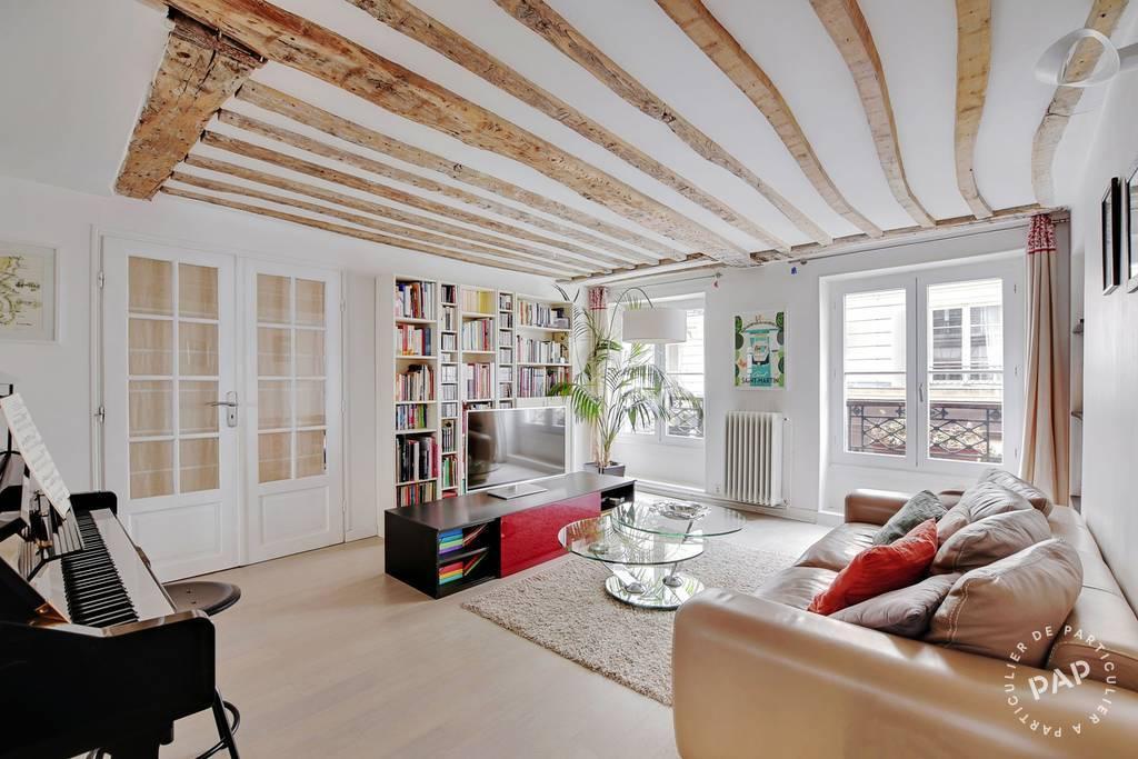 Vente immobilier 910.000€ Paris 10E (75010)