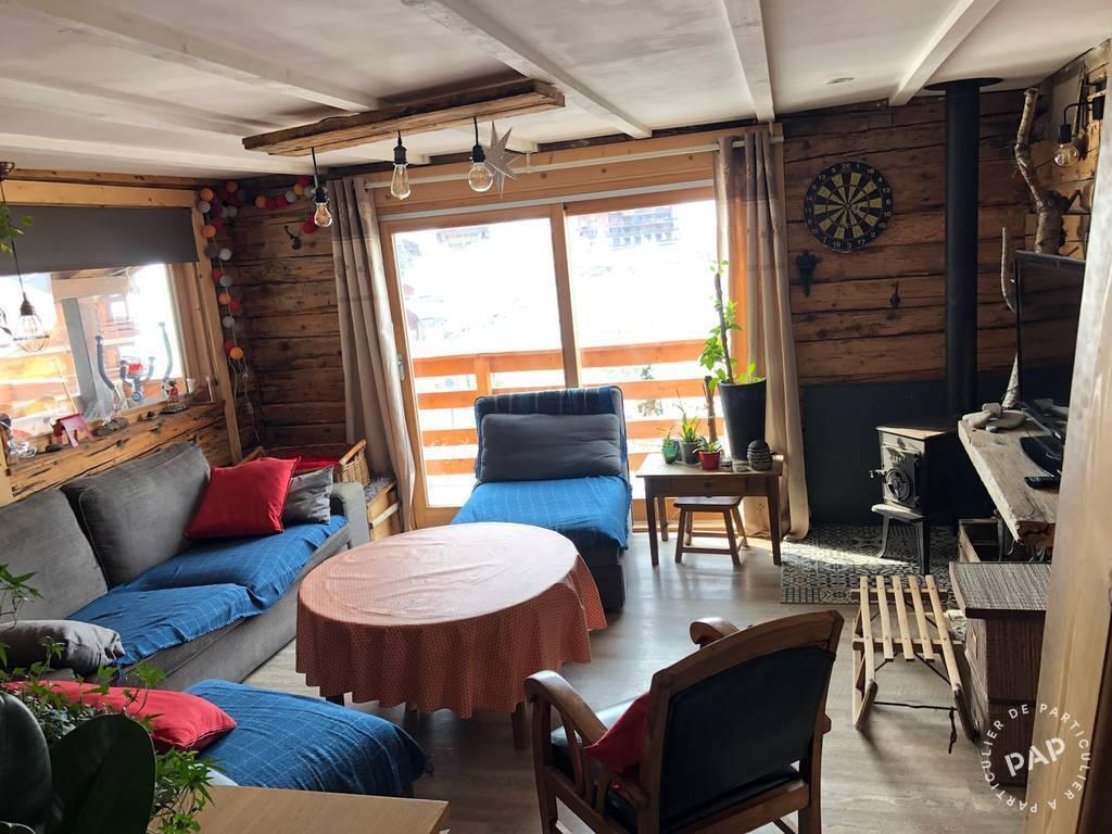 Vente immobilier 550.000€ Le Grand-Bornand (74450)