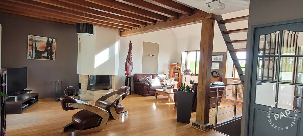 Vente immobilier 520.000€ Gaillon-Sur-Montcient (78250)